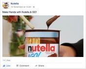 Make Friends with Nutella & GO Nov162015