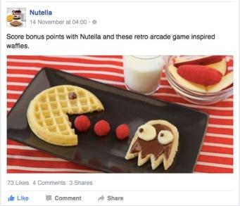 Score Bonus Points with Nutella Nov142015