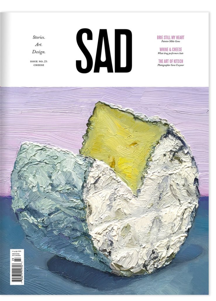 SAD+MAG+Issue+No.+23-+Cheese