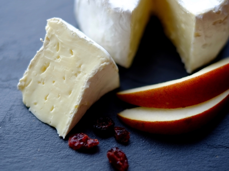 Albert's Leap Bel Haven Triple Creme Brie